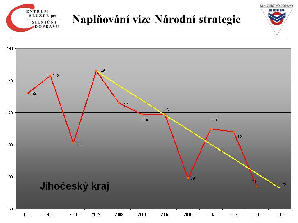 Naplňování vize Národní strategie
