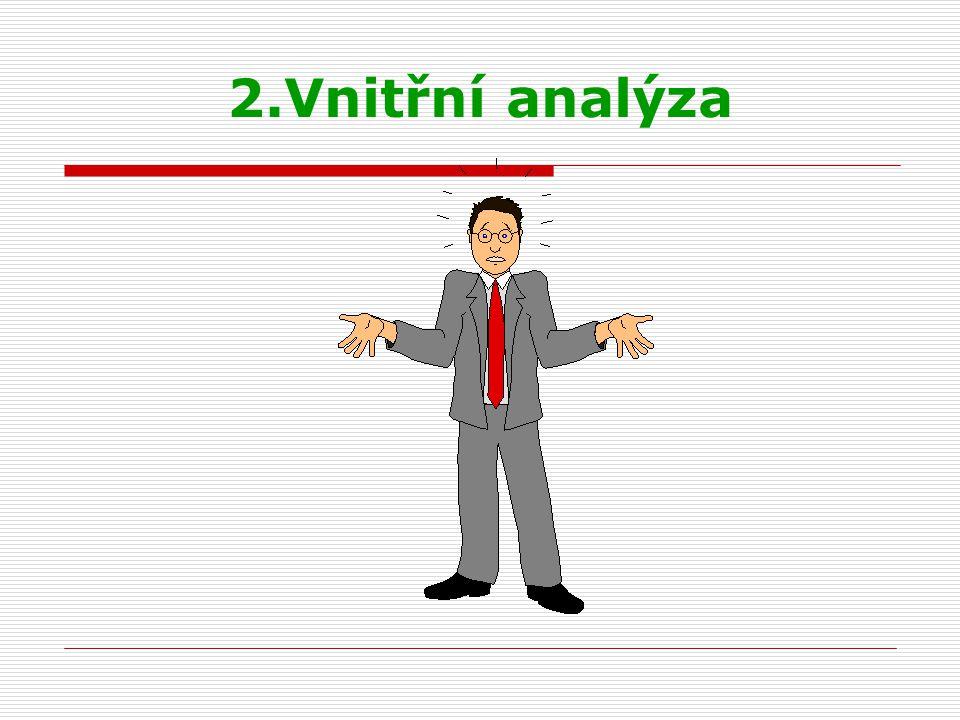 2.Vnitřní analýza
