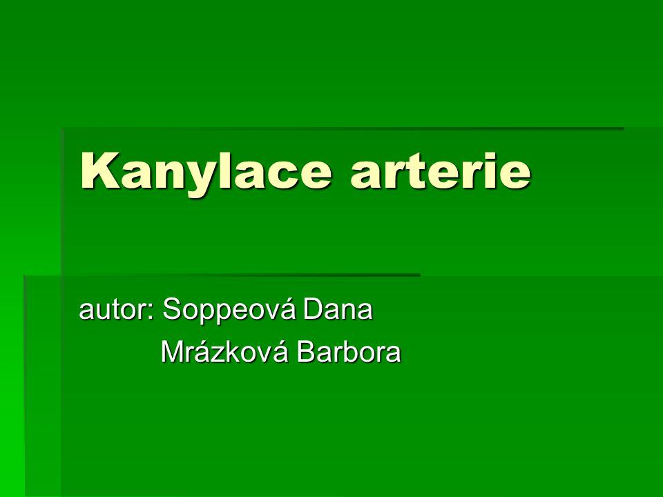 autor: Soppeová Dana Mrázková Barbora