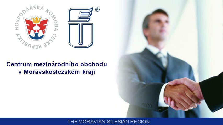 Centrum mezinárodního obchodu v Moravskoslezském kraji