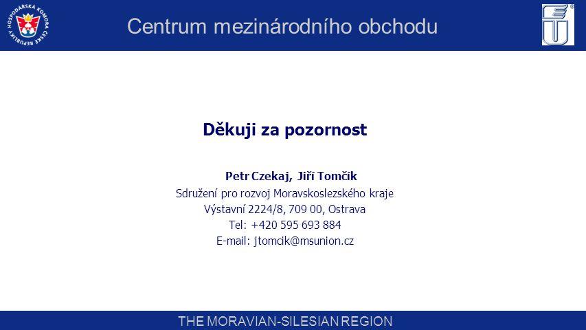 Petr Czekaj, Jiří Tomčík