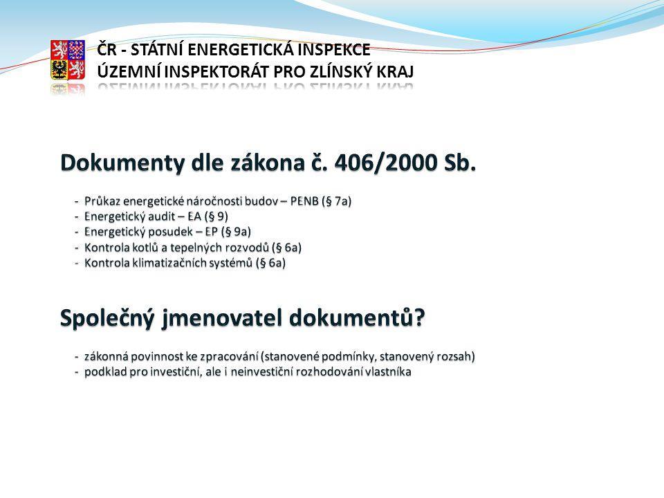 ČR - STÁTNÍ ENERGETICKÁ INSPEKCE