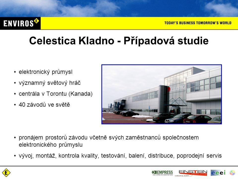 Celestica Kladno - Případová studie