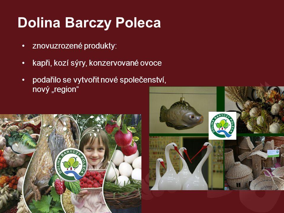 Dolina Barczy Poleca znovuzrozené produkty: