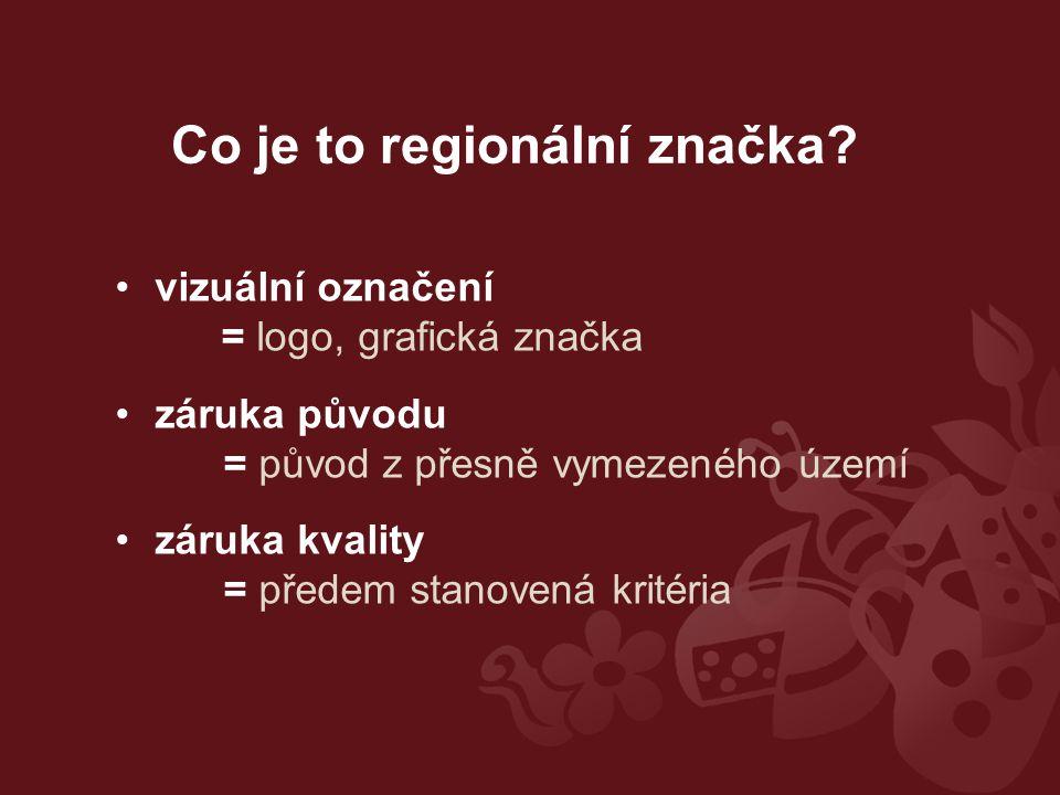 Co je to regionální značka