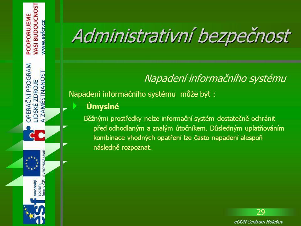 Administrativní bezpečnost