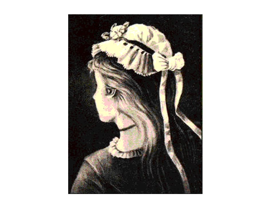 Můžeš vidět dvě tváře ženy…Mladou dívku zezadu, nebo starou babu z profilu
