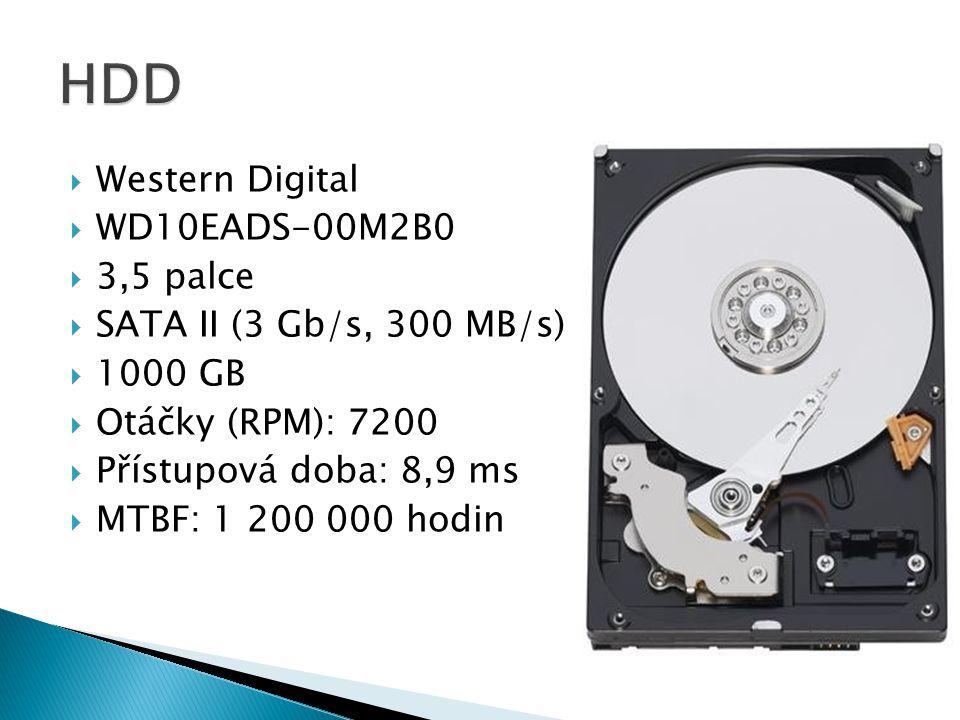 HDD Western Digital WD10EADS-00M2B0 3,5 palce