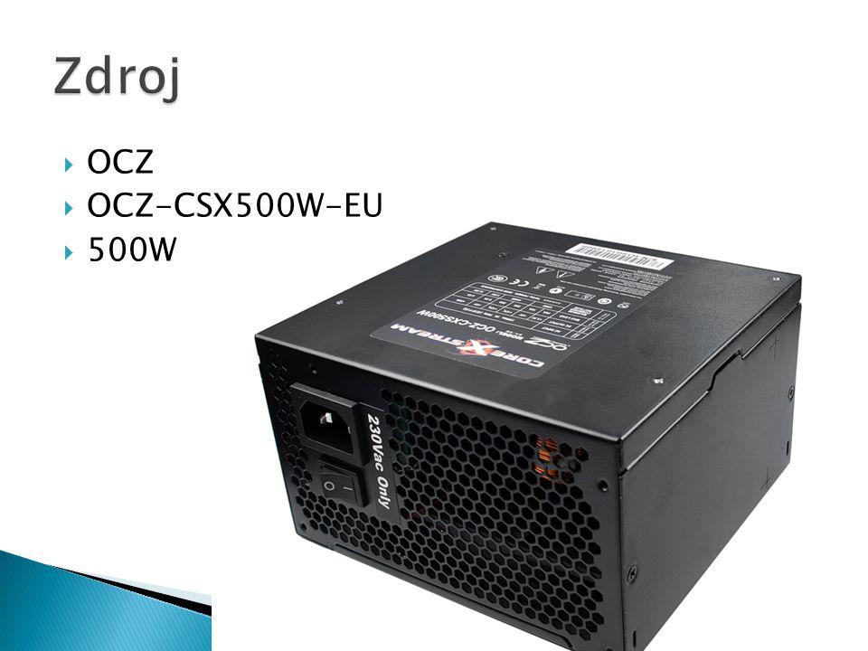 Zdroj OCZ OCZ-CSX500W-EU 500W