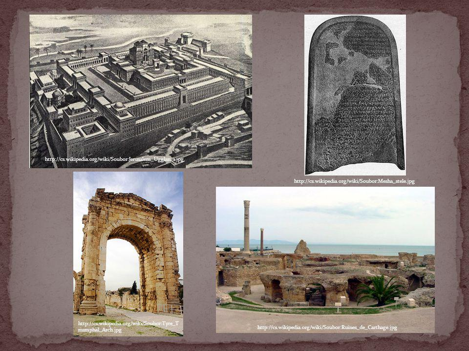 http://cs.wikipedia.org/wiki/Soubor:Jerusalem_Ugglan_1.jpg http://cs.wikipedia.org/wiki/Soubor:Mesha_stele.jpg.