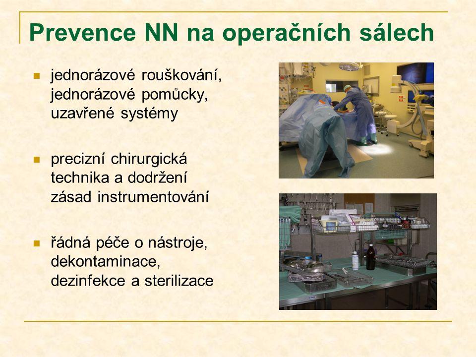 Prevence NN na operačních sálech