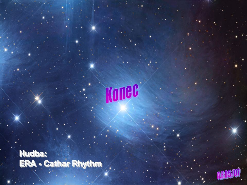 Konec Hudba: ERA - Cathar Rhythm A.F.05/07