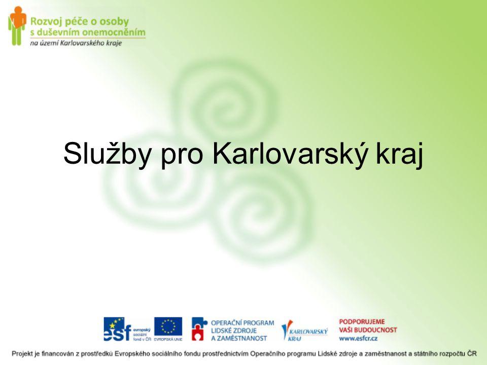 Služby pro Karlovarský kraj