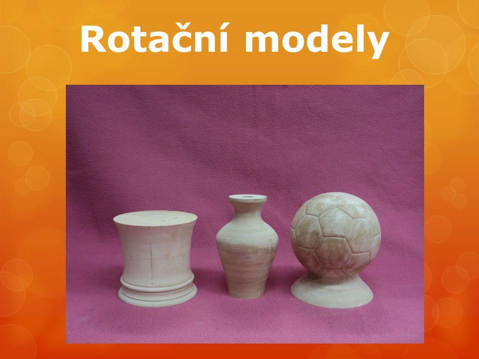 Rotační modely