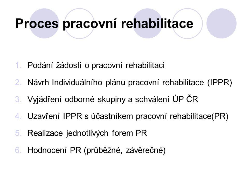 Proces pracovní rehabilitace