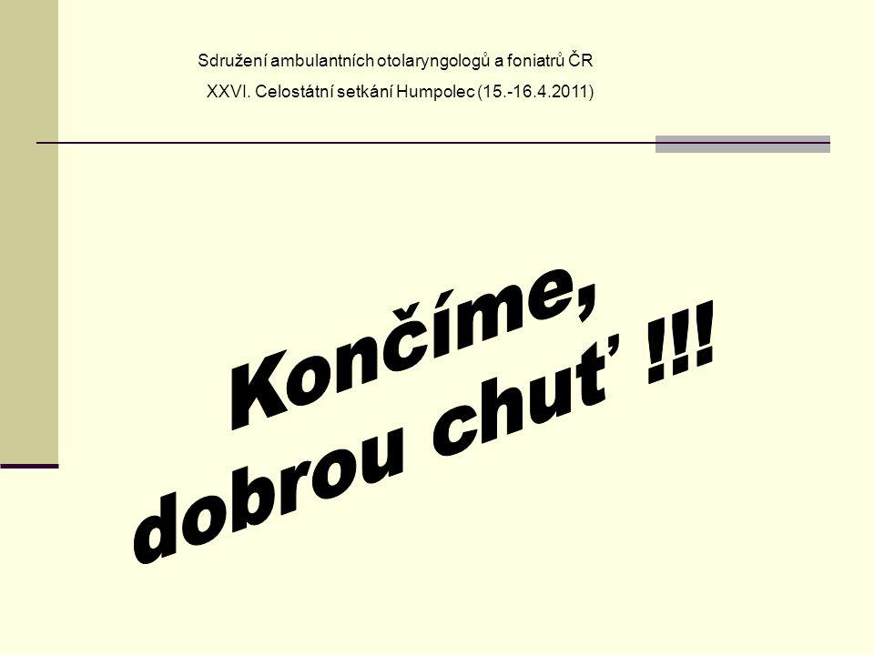 Sdružení ambulantních otolaryngologů a foniatrů ČR