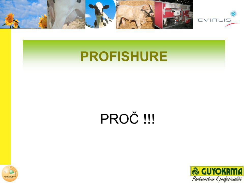 PROFISHURE PROČ !!!