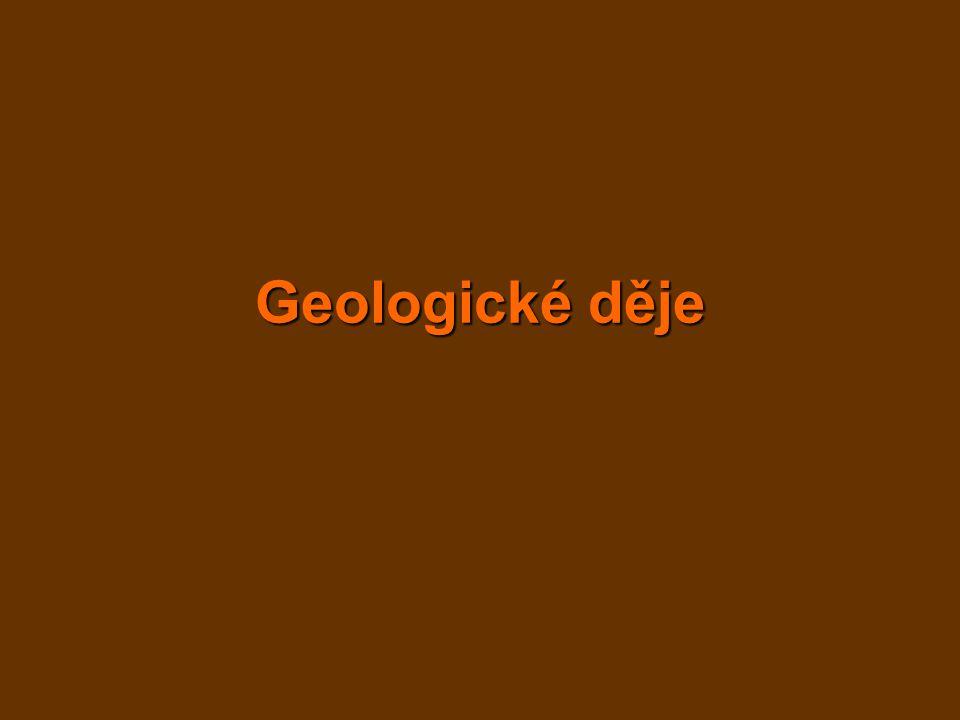 Geologické děje