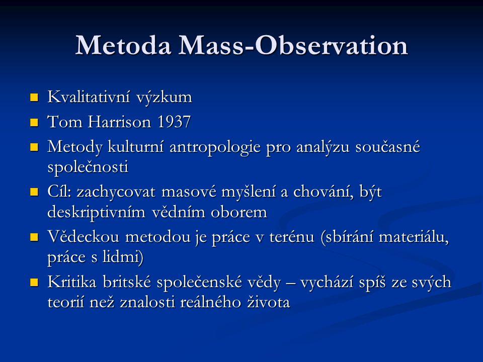 Metoda Mass-Observation