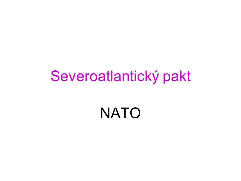 Severoatlantický pakt