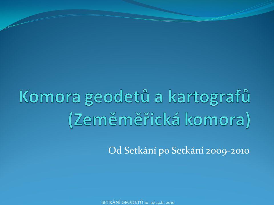 Komora geodetů a kartografů (Zeměměřická komora)