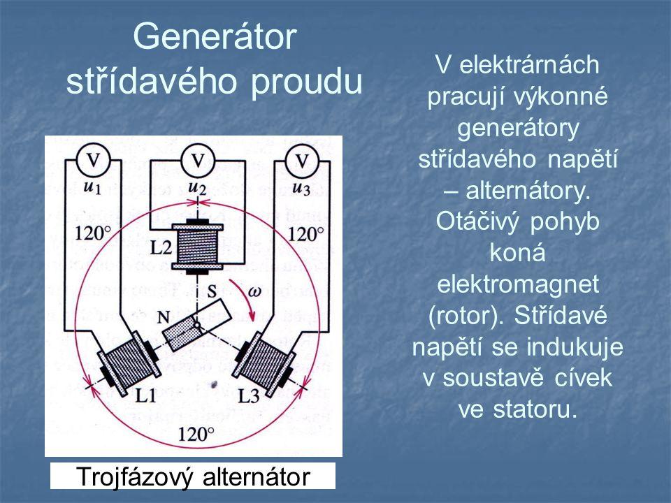 Generátor střídavého proudu