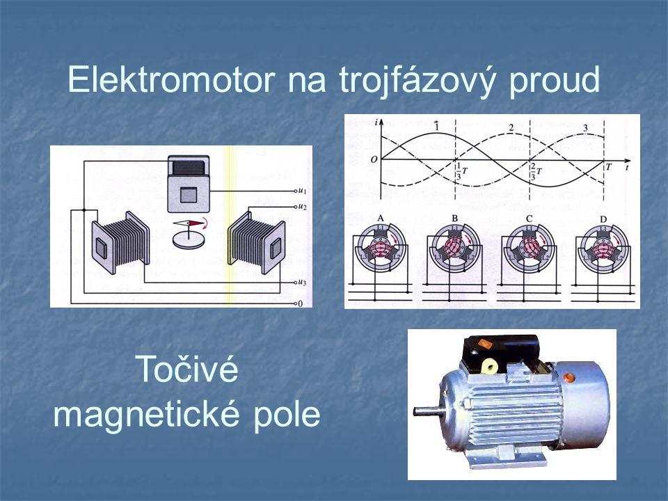 Elektromotor na trojfázový proud