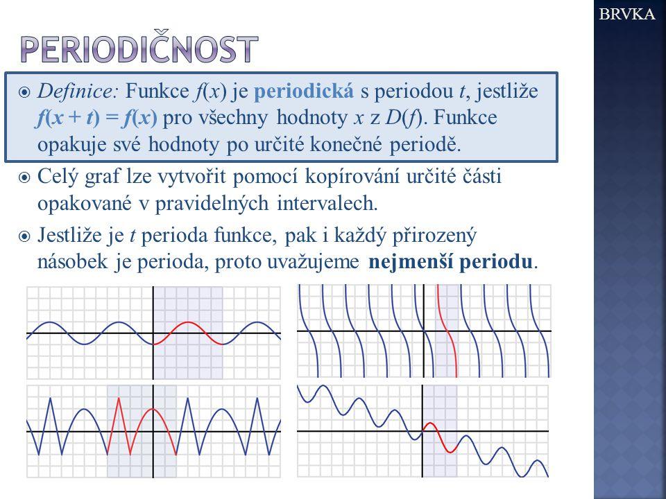 BRVKA periodičnost.