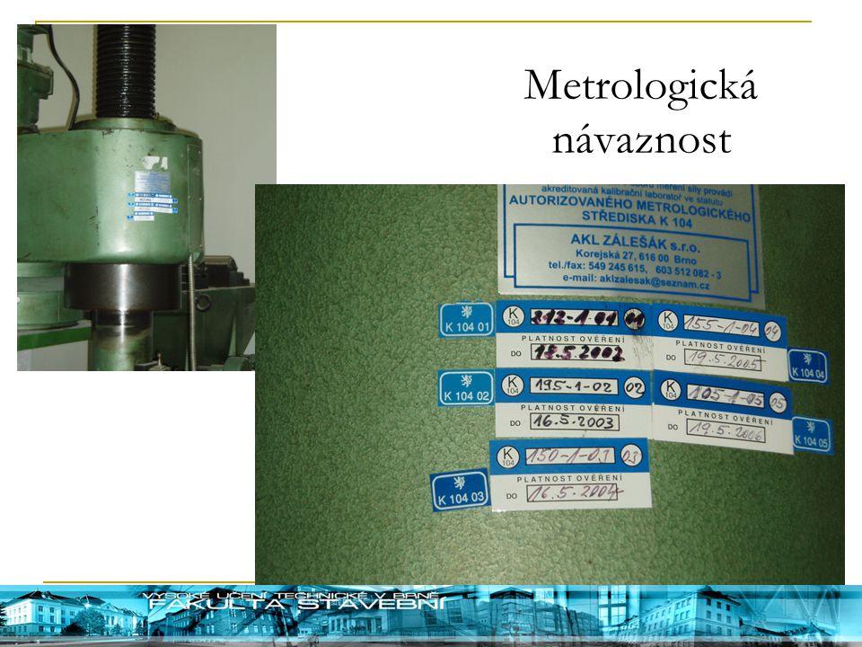 Metrologická návaznost