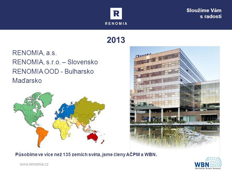 Působíme ve více než 135 zemích světa, jsme členy AČPM a WBN.
