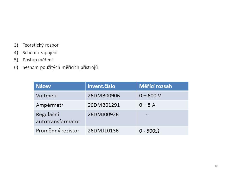 Regulační autotransformátor 26DMJ00926 - Proměnný rezistor 26DMJ10136