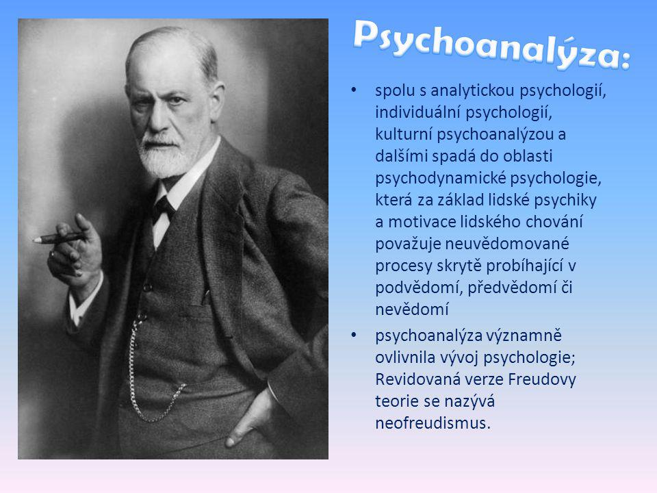 Psychoanalýza: