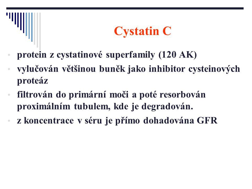 Cystatin C protein z cystatinové superfamily (120 AK)