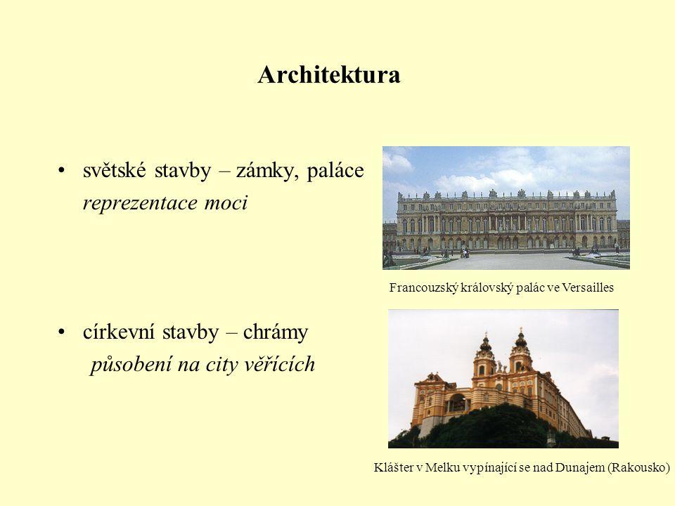 Francouzský královský palác ve Versailles