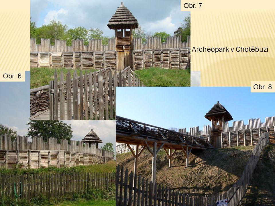 Archeopark v Chotěbuzi