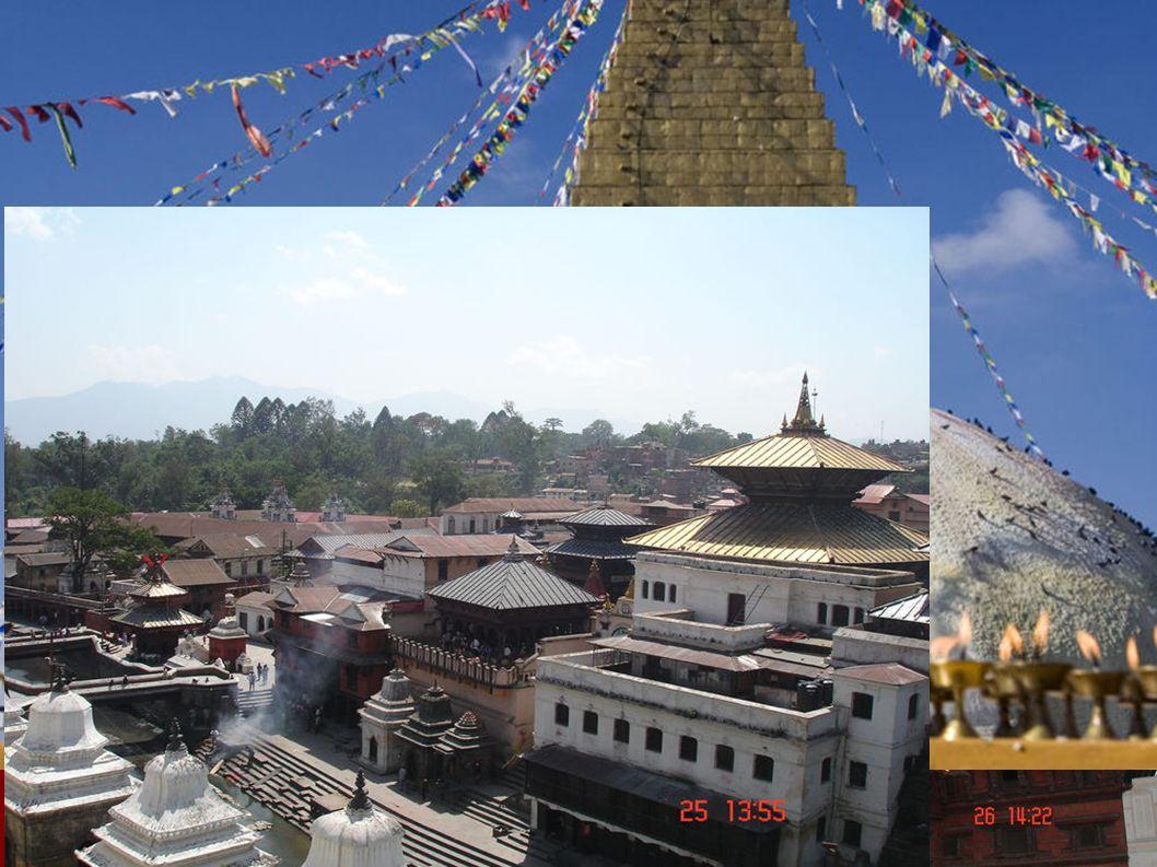 Káthmandú Největší město Nepálu (1,5 mil. obyvatel)