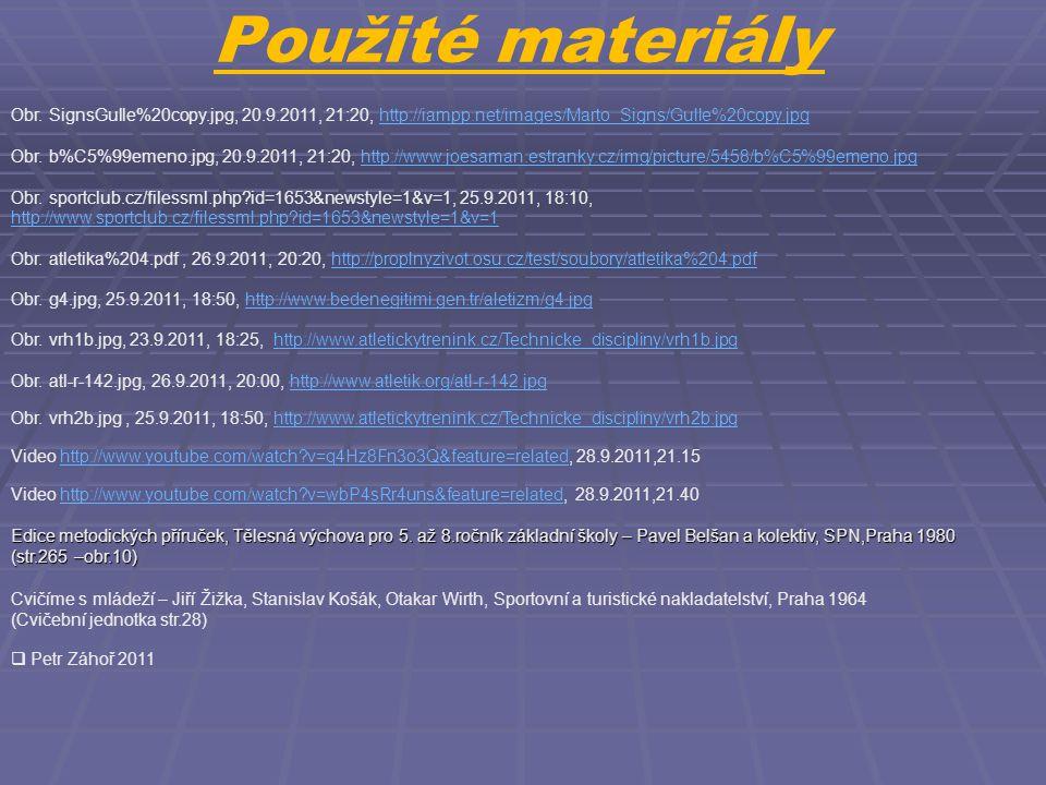 Použité materiály Obr. SignsGulle%20copy.jpg, 20.9.2011, 21:20, http://iampp.net/images/Marto_Signs/Gulle%20copy.jpg.