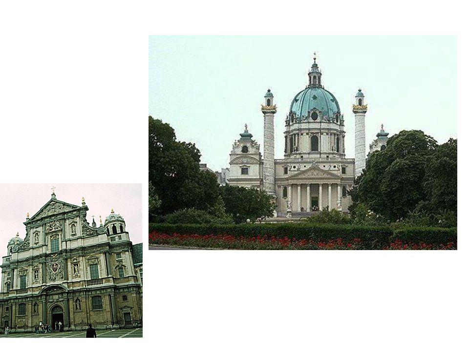 Památky zasvěcené karlu boromejskému: V Antverpách, Karlskirche ve Vídni