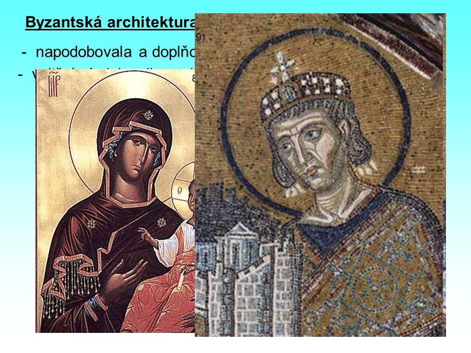 Byzantská architektura