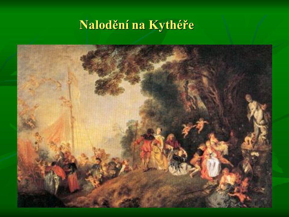 Nalodění na Kythéře