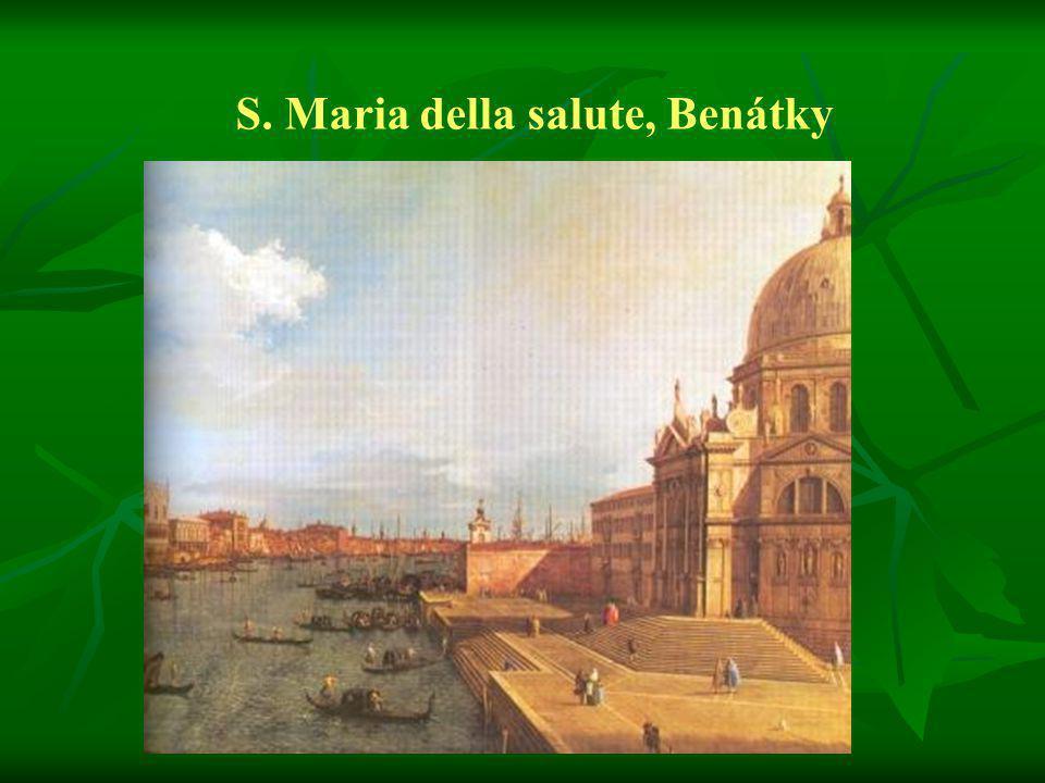 S. Maria della salute, Benátky