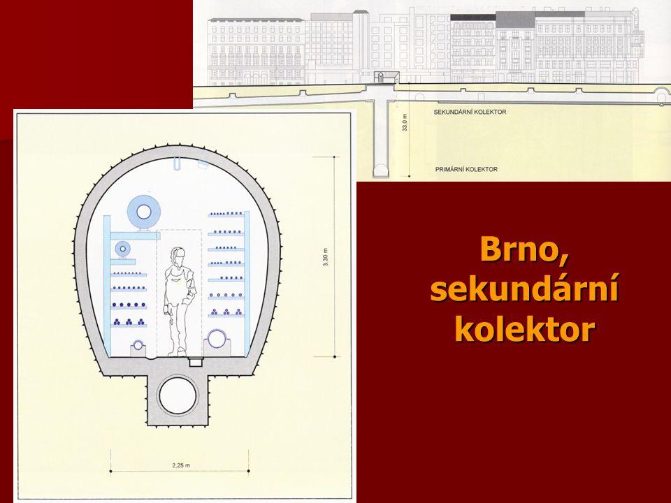 Brno, sekundární kolektor
