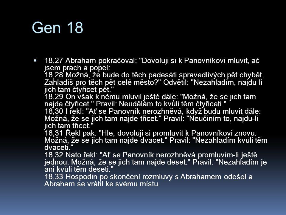 Gen 18