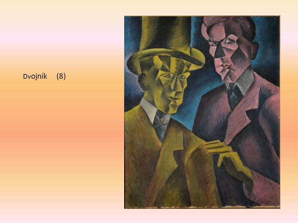 Dvojník (8) 1911