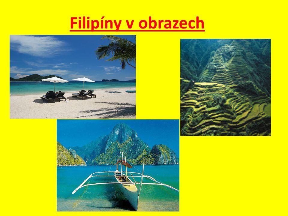 Filipíny v obrazech