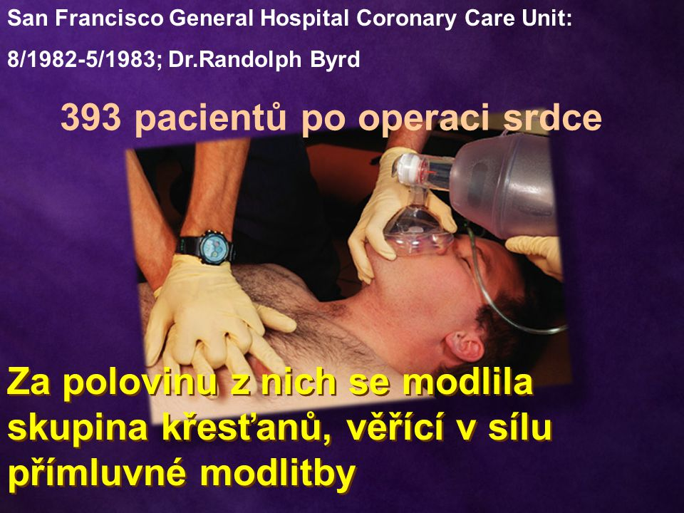 393 pacientů po operaci srdce