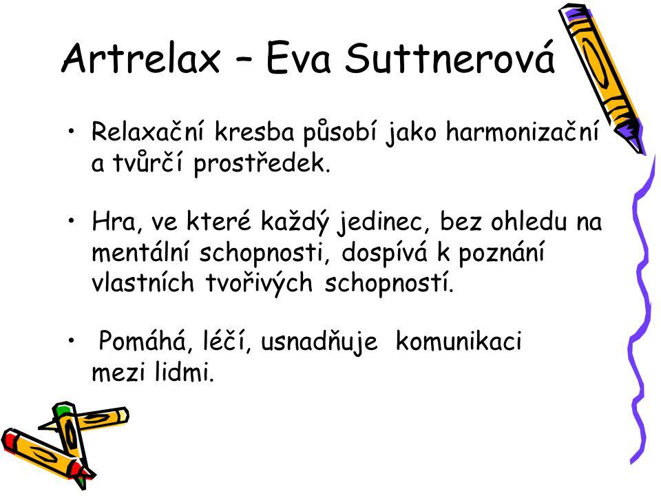 Artrelax – Eva Suttnerová