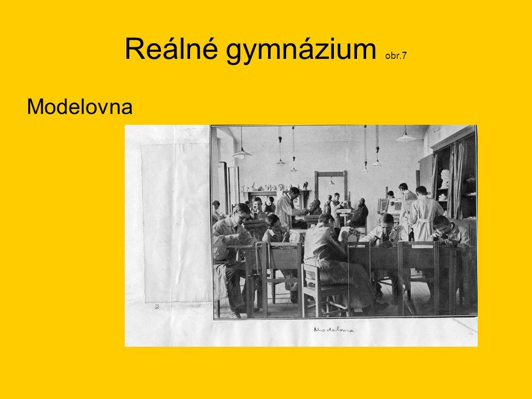 Reálné gymnázium obr.7 Modelovna