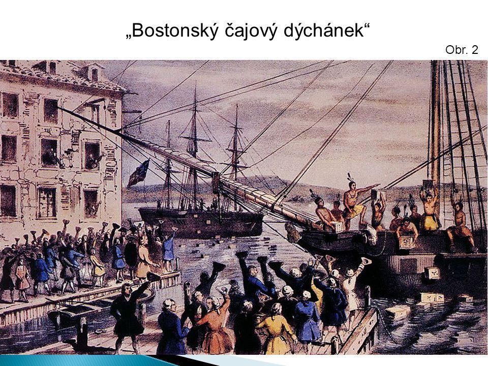 """""""Bostonský čajový dýchánek"""