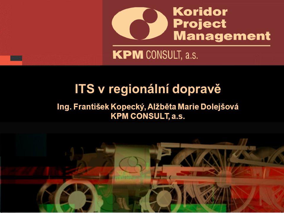 ITS v regionální dopravě